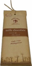Madecasse Chocolate - Madagascar Milk Chocolate, Silky Smooth, 75g/2.64oz (6 Pack).