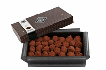 "Michel Cluizel - ""28 Dark Truffles""  Gift Box, 305g/10.75oz (Single)."