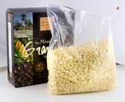 "Michel Cluizel - ""Elianza Ivoire Chocolate Chips"", 34% Cocoa, 1 Pound Bag (Single)."