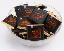 Michel Cluizel French Chocolate - 45% Milk Chocolate Bar, 5gr. ea., 12ct. (Single).