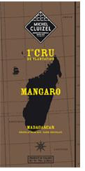 "Michel Cluizel French Chocolate - 65% 1st Cru de Plantation ""Mangaro"" Dark Chocolate, Single Estate, 70g/2.46oz (5 Pack)."