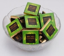 Michel Cluizel French Chocolate - 67% 1st Cru de Plantation Los Ancones Dark Chocolate, Single Estate, 5gr. ea.(Single).