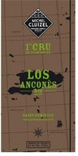 "Michel Cluizel French Chocolate - 67% 1st Cru de Plantation ""Los Ancones"" Dark Chocolate, Single Estate, 70g/2.46oz (5 Pack)."