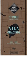 "Michel Cluizel French Chocolate - 67% 1st Cru de Plantation ""Vila Gracinda"" Dark Chocolate, Single Estate, 70g/2.46oz. (Single)"