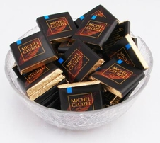 Michel Cluizel Chocolate Squares - 5g / 50 Ct Bags