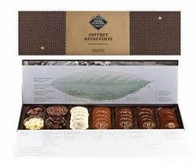 "Michel Cluizel - Le Nuancier ""Il Etait Une Feve""  Once Upon a Bean Gift Box, 105g/3.67oz (Single)."