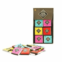 "Michel Cluizel - ""Poche Carres Grande Teneur""Assortment of Dark Chocolate Squares, 150g/5.29oz (Single)."