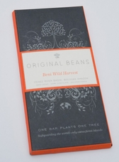 Original Beans Beni Wild Harvest - Bolivia - 66% Darkc Chocolate - 2.46 oz. (Single)