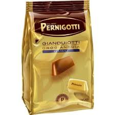 Pernigotti Gianduiotti, Hazelnut Chocolates, 150g / 5.29oz (Single)