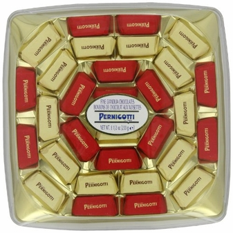 Pernigotti Gianduiotti Mixed Gift Box, 233g/ 8 1/2 oz (Single)