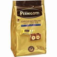 Pernigotti Orogianduia Nocciogioie Millk Chocolates , 100g / 3.5oz (Single)