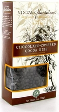 Plantations Chocolate Covered Cocoa Nibs, 250g/9.0oz