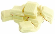 "Plantations - ""Cocoa Butter Chunks"", 1kg/2.2lbs"