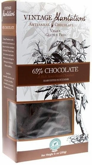 "Plantations - ""Semi-Sweet Chocolate Baking Chunks"" 65% Cocoa, 9oz. (Single)"