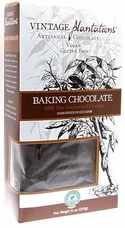 "Plantations - ""Unsweetened Chocolate Baking Chunks"" 100% Cocoa, (9oz/250g)"