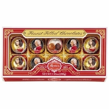 Reber Finest Filled Chocolates Since 1865  7.05 oz /200g (Single)