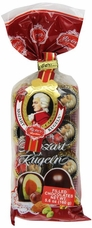 Reber Mozart Kugeln 8 Filled Chocolates 5.6 oz/160g (Single)