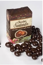 Santander Chocolate Coffee Beans