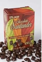 Santander Chocolate Covered Nibs