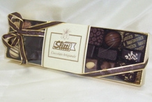 Slitti Italian Chocolate - Assortment Chocolate Pralines Gift Box, 250 grams.