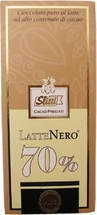 Slitti Chocolate Bars - �Lattenero� Series
