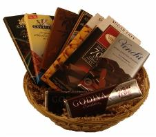 Sugar Free Chocolate Gift Basket