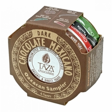 Taza Oaxacan Sampler Organic Chocolate Mexicano, 5.30z/150g (Single)