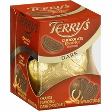 Terry's- Dark Chocolate Orange, 6.17oz/175g (6 Pack)