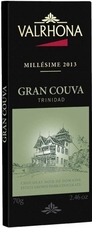 "Valrhona Chocolate - ""2013"" Estate Grown Dark Chocolate, ""Gran Couva Plantation"", 64% Cocoa, 75g/2.6oz. (Single)"