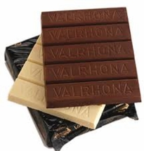 Valrhona Chocolate Blocks