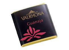 Valrhona French Chocolate - Bulk Squares Guanaja 70% Cocoa, 12ct/bag (Single)