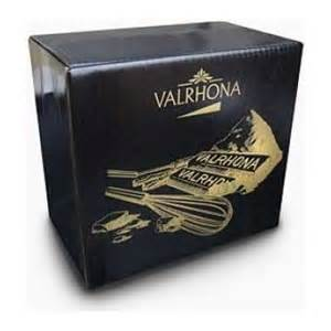 Valrhona French Chocolate - Cocoa Powder, Bulk Box, 3kg/6.6lbs.