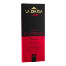 Valrhona French Chocolate - Dark Chocolate Guanaja 70% Cocoa Bar, 70g/2.46oz(Single).
