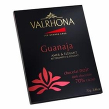 "Valrhona French Chocolate - Milk Chocolate ""Tanariva"" 33% Cocoa Bar, 70g/2.46oz."