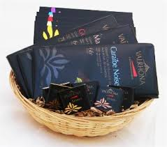 Valrhona - French Chocolate Gift Basket