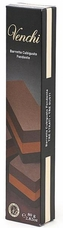 "Venchi Chocolate - ""Baretta Cubigusto Fondente"", Extra Dark Chocolate Bar, 42% Cocoa, 80g/2.82oz. (Single)"