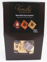 Venchi Chocolate Squares & Chocolates - 200g / 7.05oz Bags