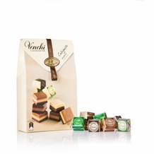 "Venchi Italian Chocolate - ""Assorted Triple Layer Cubigusto"", 200g/7.05oz. (Single)"