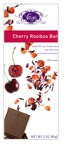 Vosges-Cherry Rooibos Bar South African Rooibos Tea, Tart Cherries , Deep Milk Chocolate 45% Cacao 3oz/85g (Single)