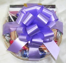 White Chocolate Gift Baskets