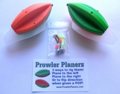"""<b>Two Pack of 3"""" Prowler Planers</b>"""