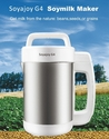 The SoyaJoy G-4 Milk Maker