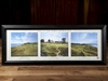 Framed Whistling Straits Triptych