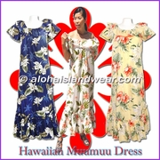 Hawaiian Muumuu - Full Length
