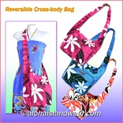 Cross-Body Reversible Side Bag Bag