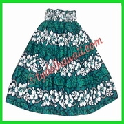 Hula Pa'u Skirt - 213Green