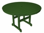 "POLYWOOD® Round 48"" Dining Table"