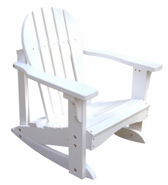 Captiva Kids Adirondack Rocker