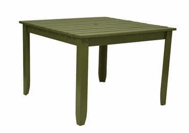 "42"" Square Dining Table"