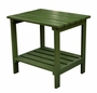Rectangular Adirondack Side Table
